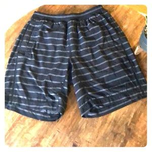 LuluLemon Mens Shorts | sz M | Black